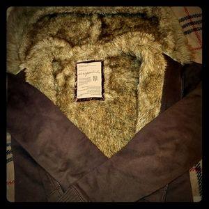 Aero Fur Jacket
